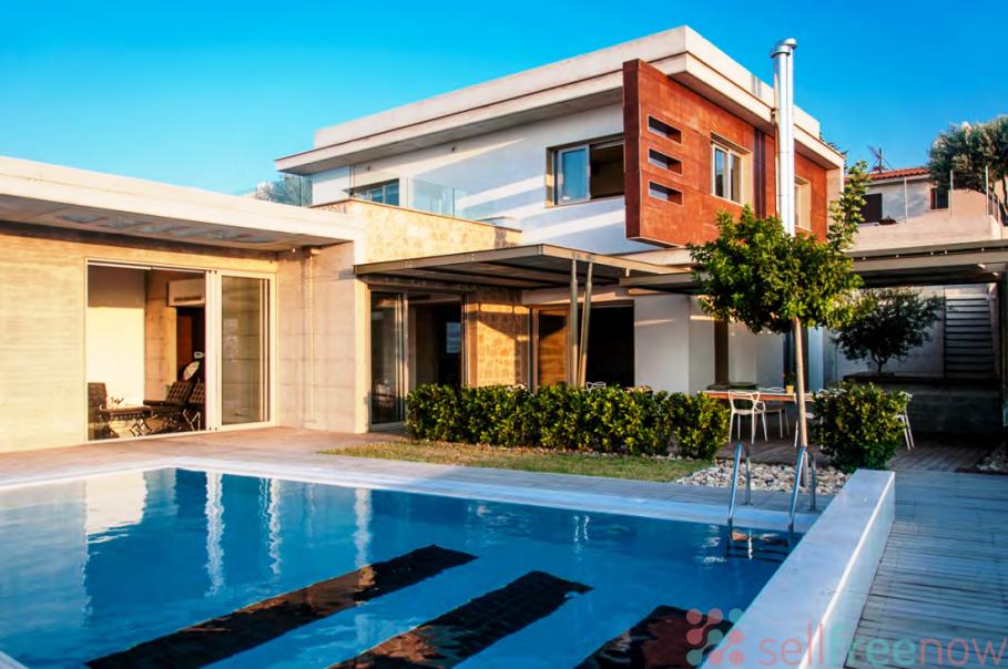 Bedroom Villas In Paphos Rental