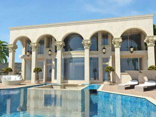 Versace Villa in Peyia,Paphos