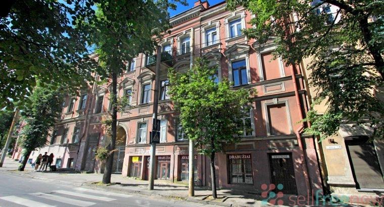 3 bedroom flat in the heart of Vilnius