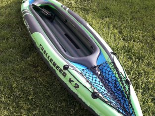 Two Person Challenger K2 Inflatable Kayak