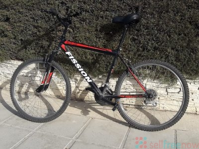 Fission mountain bicycle