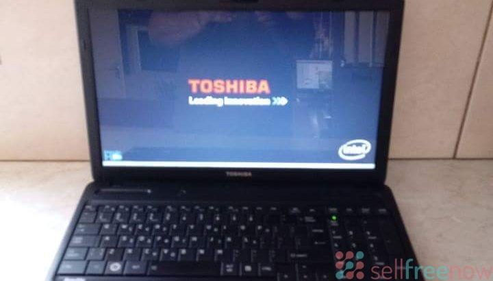 Toshiba Satellite C650