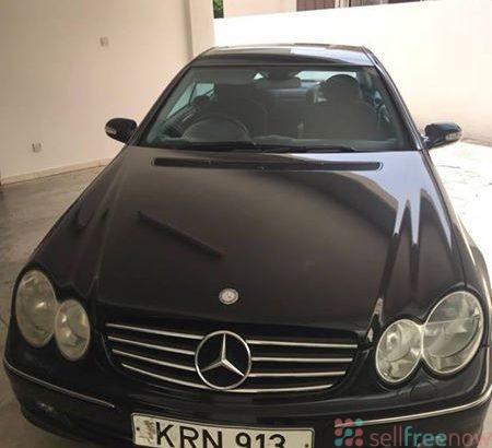 Mercedes CLK 200 Compressor