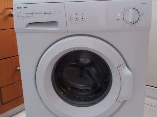 Orion washing machine