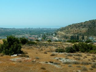 Land in Germasogeia – Panorea
