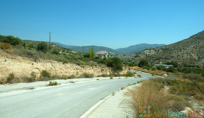 Developed Land in Germasogeia