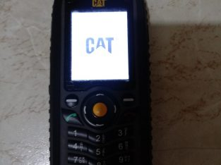 Mobile CAT B25 with Dual Sim