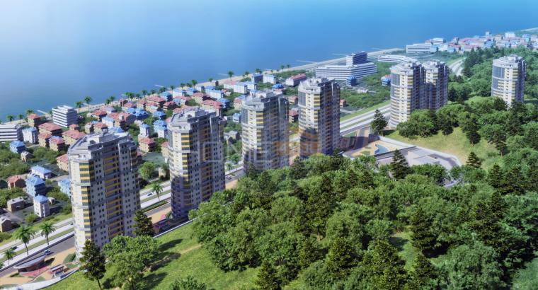 1-2 Bedroom flats – Sochi
