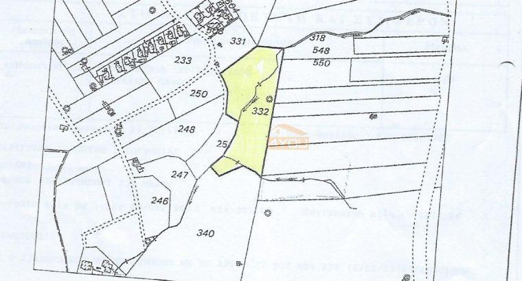 Land for sale in Chloraka – Paphos