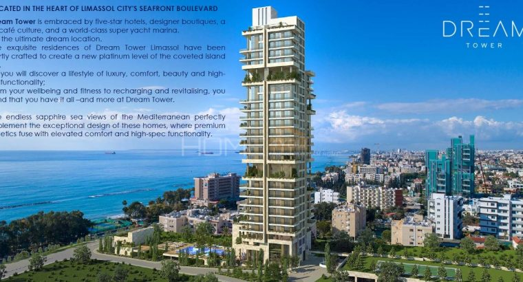 Dream Tower Apartments in Limassol
