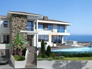 Detached Luxury Villas Agios Tychonas