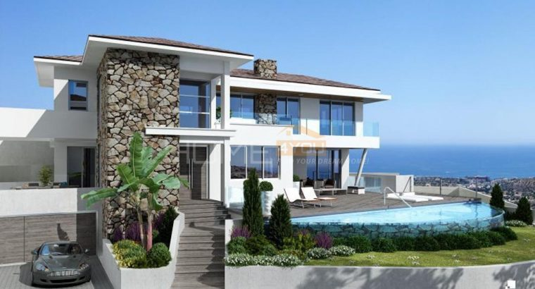 Detached Luxury Villas Agios Tychonas