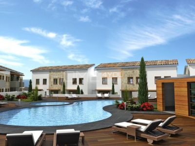 Villas, Maisonettes, Apartments in Luxury Complex