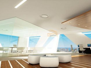 Luxury Offices and shop for sale