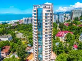 Studio for sale in Sochi