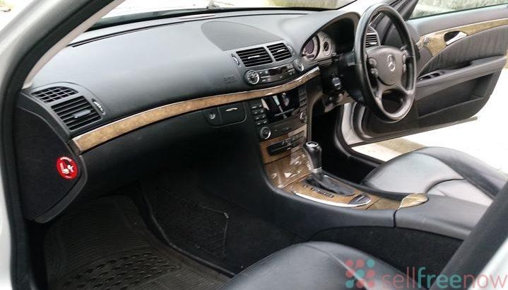 Mercedes E-Class Saloon (W211) Year 2008
