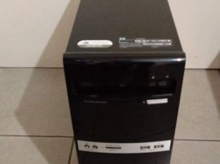 HP Compaq MicroTower