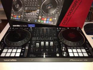Brand New Pioneer DDJ 1000SRT 4 Channel Rekordbox