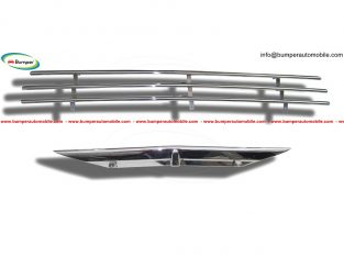 Saab 92 Saab 92B Front Grill by stainless steel