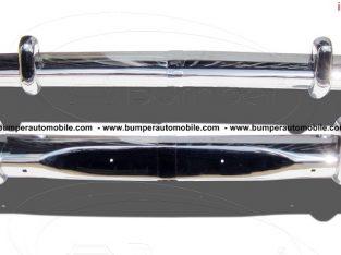 Opel Rekord P2 bumper (1960-1963) stainless steel