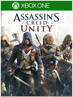 Assassin's Creed Unity Xbox Live