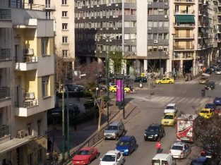 Apartment (Greece-Athens-Near Omonoia Square)