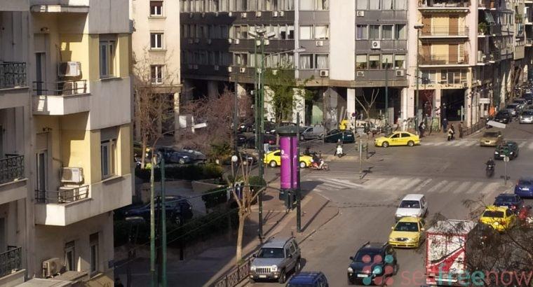 Apartment (Greece-Athens-Near Omonoia Square)