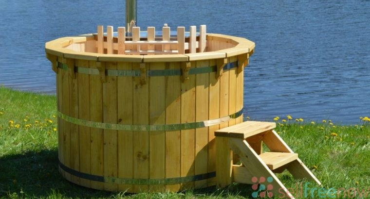 Relaxing Wooden tubs-Hot tubs
