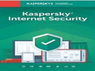 81% Off on Kaspersky Internet Security 2020