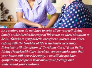 Skilled and Nonskilled In- Home Care Services