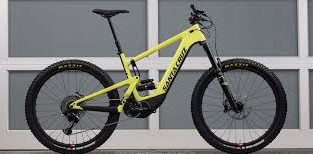 A mountain bike (MTB) or mountain bicycle is a bic