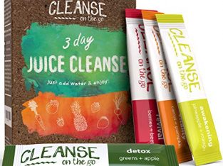 3 Day Juice Cleanse – Just Add Water & Enjoy
