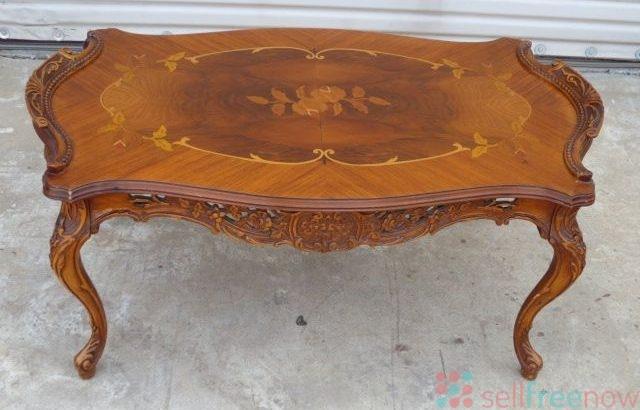 Antique tables