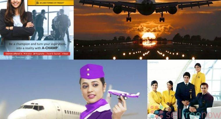 Best 10 Aviation Training Institute in Delhi Noida