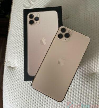 Apple iPhone 11 Pro Max – 256GB Unlocked