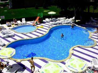 3+-stars hotel in Sunny Beach-Bulgaria