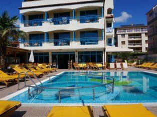 3-stars hotel in Sunny Beach-Bulgaria
