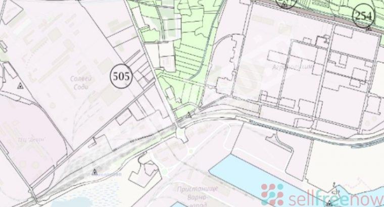 Industrial plot in Devnya-Bulgaria