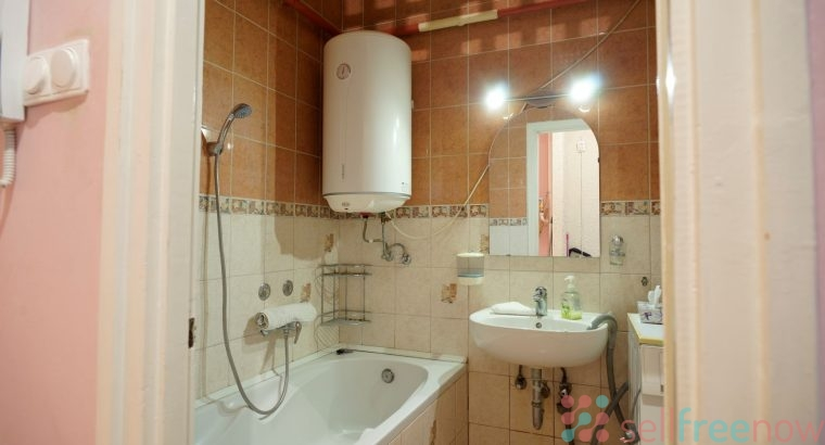 A youthful, great apartment for sale in Kecskemét