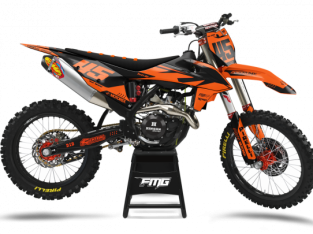 Make Your Bike Look The Best With New Orange KTM G