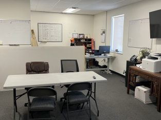Office for Lease Available Immediately