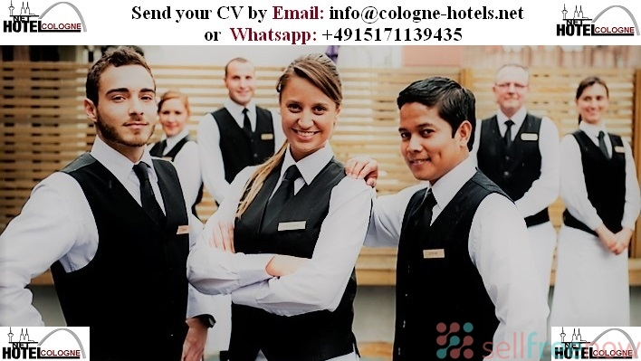Hotel Administrative employees needed
