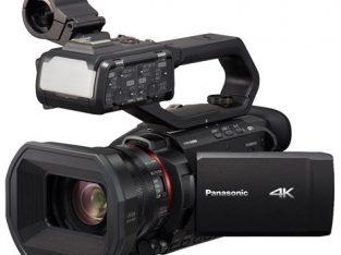 Panasonic HC-X2000 UHD 4K 3GSDI HDMI Pro Camcorder