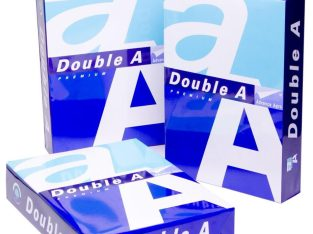 Double A Copy Paper A4 80GSM, 75GSM & 70GSM